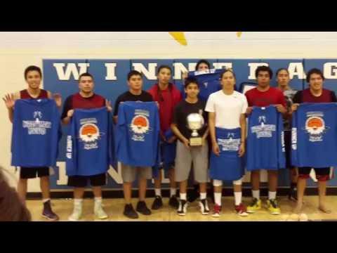 Meskwaki Nation Basketball - Brotherhood Tournament