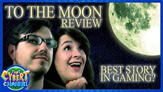 TO THE MOON REVIEW: BEST RPG MAKER GAME?! - THAT CYBERT CHANNEL
