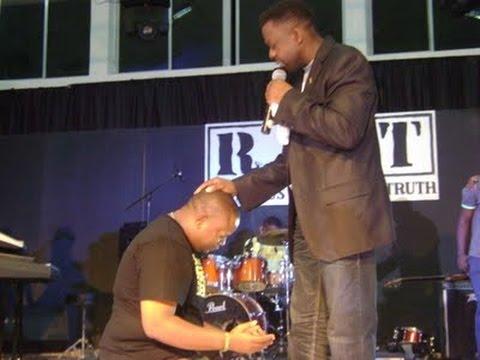 Healing in his presence by: pastor Benjamin dube