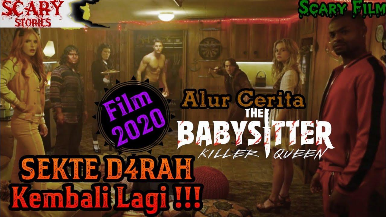 Sekte Pengincar DAR4H Kembali Lagi...Alur Cerita THE BABYSITTER KILLER QUEEN 2020 #ScaryFilm2020