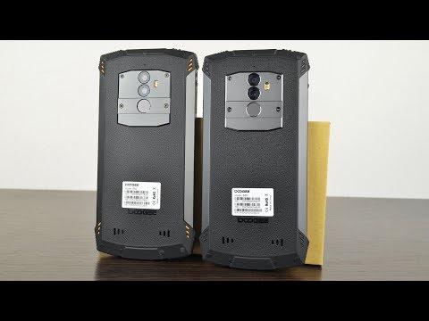 Защищённый смартфон Doogee S55 - всё, что Вы хотели!