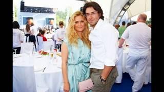 Андрей Малахов и его жена Наталья Шкулёва 2018★Andrey Malakhov and his wife Natalya Shkulyova 2018