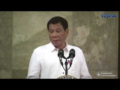 Duterte to Jewish community: Hitler remarks just 'slip of the tongue'