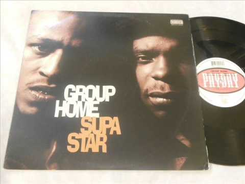 Group Home  Supa Star with Extended Intro  Vinyl