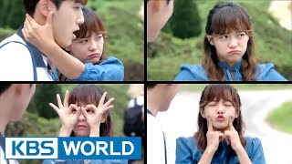 "Video [1Click Scene] KimSejeong & Kim Junghyun ""That's the truth I learned in school"" (School 2017 Ep.16) download MP3, 3GP, MP4, WEBM, AVI, FLV Juni 2018"