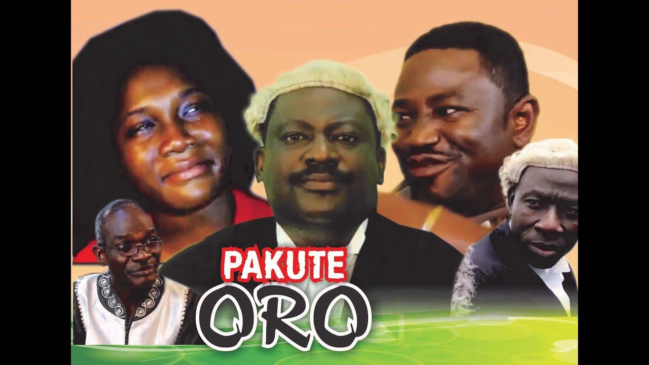 Download TAKUTE ORO|| MOUNT ZION MOVIES||NIGERIAN MOVIES