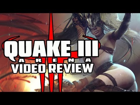 Quake III Arena PC Game Review