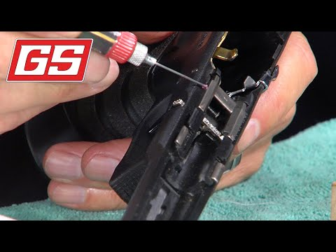 How to Clean & Oil Your Glock