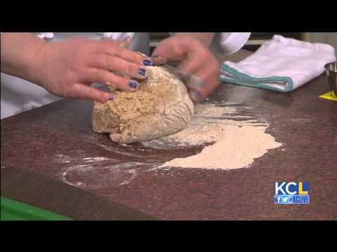 Making Homemade Dog Treats With Three Dog Bakery