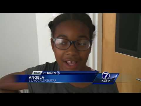 Omaha music camp teaches performance, life skills to young girls