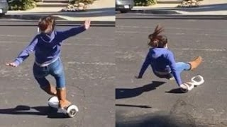 Best Hoverboard Fail Compilation || Scooter Fails [ NEW ]