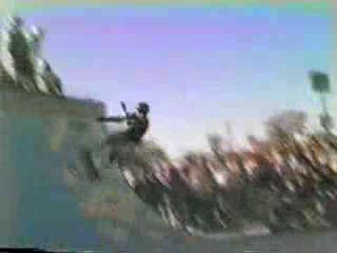 Eric Nash - 1984 Clown Ramp Jam/Contest
