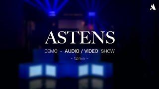 Astens - DJ & VJ set Présentation