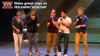 Jade Richards - You Got the Love - The X Factor 2011 [Bootcamp Group 7]