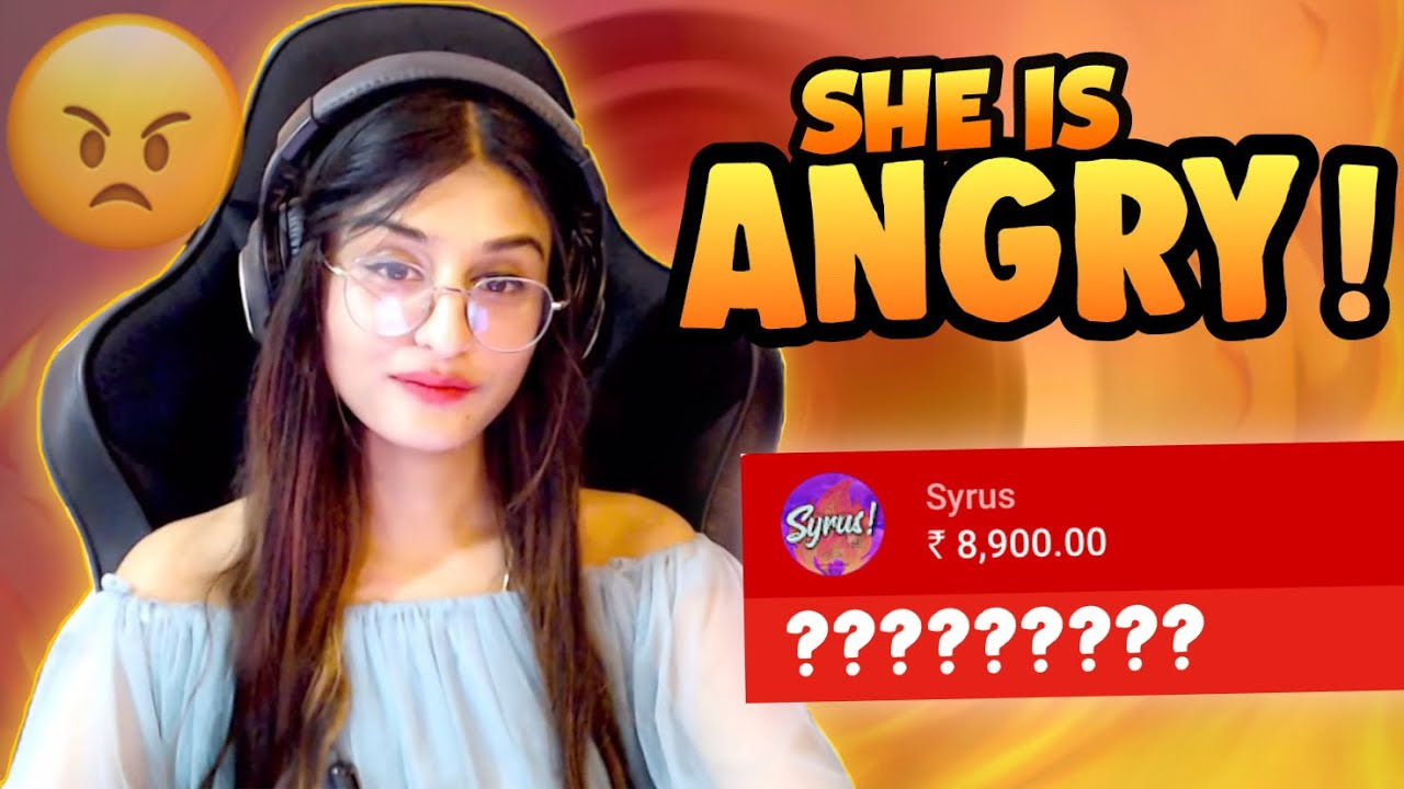 I ROASTED @PAYAL GAMING ON LIVESTREAM 😈 | Sending Funny Superchats to Streamers