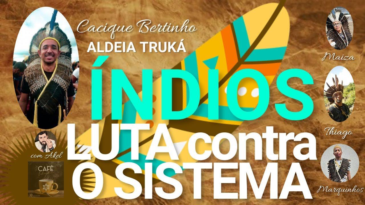🏹 Indígenas TRUKÁ que 'DESTRUIRAM TEMPLO' da ASSEMBLEIA DE DEUS Revelam AO VIVO!