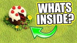 WHAT HAPPENS WHEN YOU REMOVE THE CAKE IN CLASH OF CLANS!? - BIRTHDAY CAKE SURPRISE 2017!