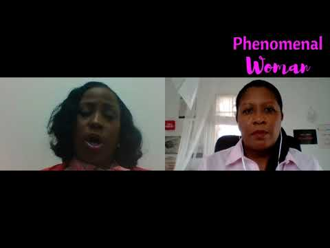 Phenomenal Woman Ep07: -  Dionne Emtage - Learn How To Say No!