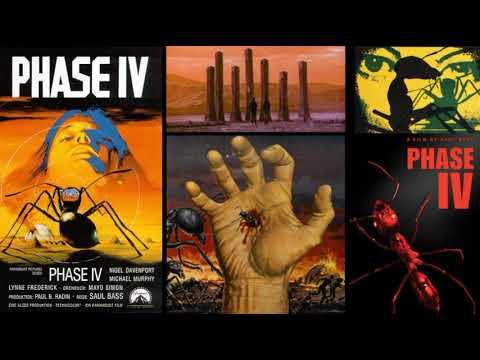 Phase IV 1974 music by Brian Gascoigne