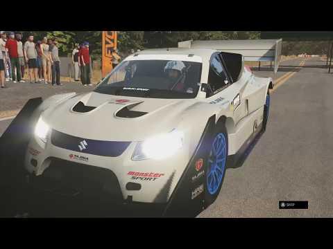 Sébastien Loeb Rally EVO: Pikes Peak Complete (SX4 Pikes Peak)