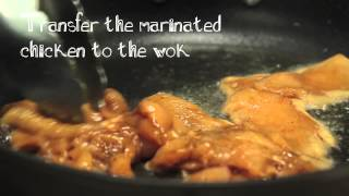Asian Food Lovers Recipe: Chicken With Garlic And Four Thai Sauces