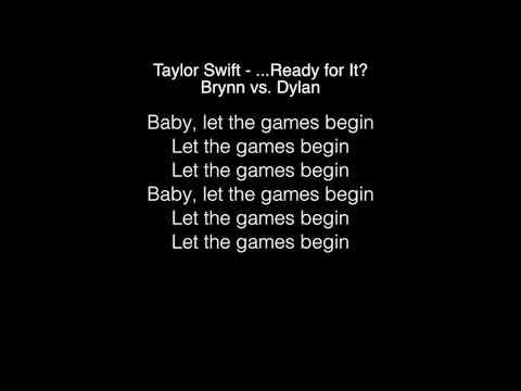 Brynn vs  Dylan - Ready for It? Lyrics (Taylor Swift) The Voice