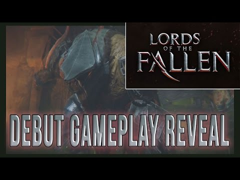 Lords Of The Fallen - All New Gameplay - Hardcore RPG In Action