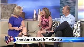 Ryan Murphy headed to the Olympics