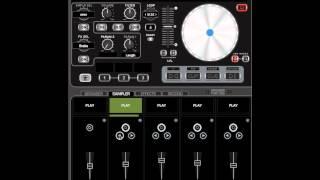 【Virtual DJ LE】SAMPLEの長さを変更してテクニカルプレイ!
