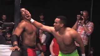 CWF Mid-Atlantic Wrestling: Chris Lea vs. Darius Lockhart (4/18/15)