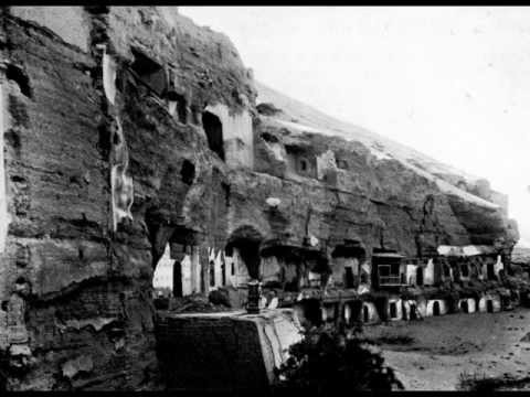 TAKLAMAKAN - Caverne III: Stalagmite