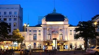 Hamburg Hauptbahnhof - ハンブルグ中央駅