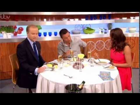 Restaurant etiquette with William Hanson - Let's Do Lunch with Gino & Mel