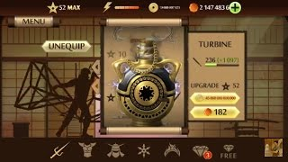 TURBINE(New Weapon) Shadow Fight 2 Best Hack..!!!