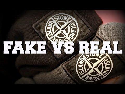 How to SPOT FAKE STONE ISLAND POLO SHIRT   FAKE VS REAL