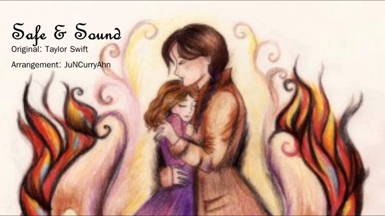 Rue's Death (Safe and Sound) [Taylor Swift ft. The Civil ...