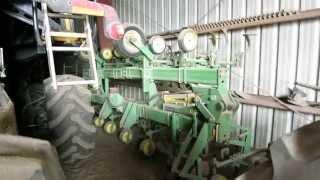 Birkey Machine Shed