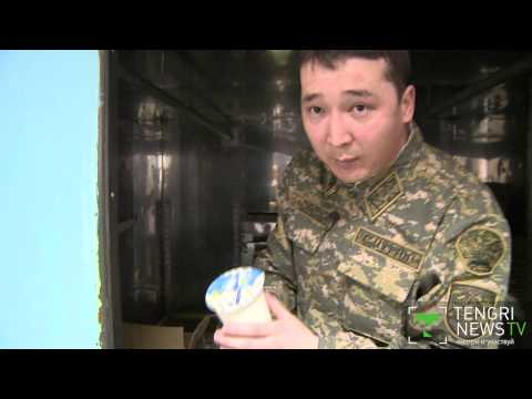 Чем кормят казахстанских солдат