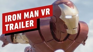 Iron Man VR Reveal Trailer