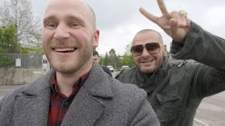 Attila, Ilja, Rytmus, Gábor & OFA - divočáci vo Viedni