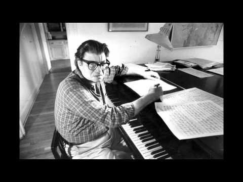 Morton Feldman Interviewed by Charles Shere, July, 1967