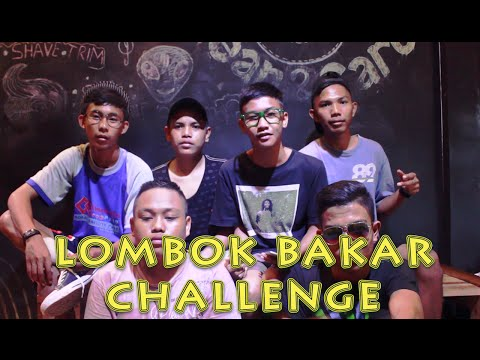 CHALLENGE LOMBOK BAKAR (PALU)