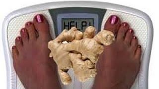 Худеем на 8 кг без диет ИМБИРЬ 21.12.2016