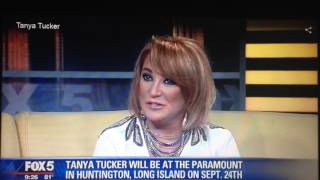 Tanya Tucker Interview 2016