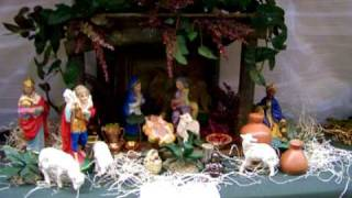 Christmas Day Video Nativity Sets Of The World  With Music   40 Pictures Set  2008