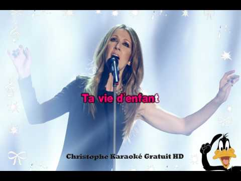 Céline Dion   Vole Karaoké