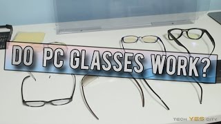 Do Blue Light Glasses (& Monitor Filters) REALLY Work? Let's Find Out