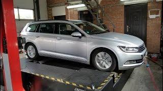 VW PASSAT B8 Stage1 Чип Тюнинг + Розыгрыш Замеров и Скидки для Подписчиков!