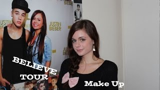 Believe Tour Make-Up Thumbnail