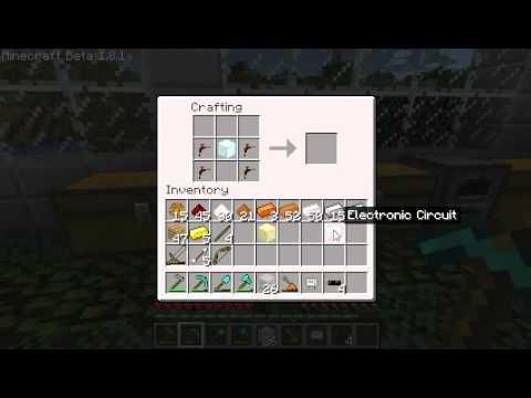 видео: industrial craft 2. часть 2 : соковыжималка